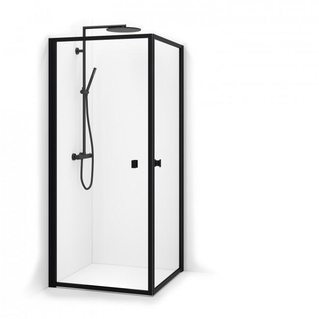 Macro Design Empire Hörna 90x90 Klarglas