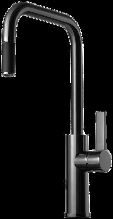 Tapwell ARM985 Black Chrome
