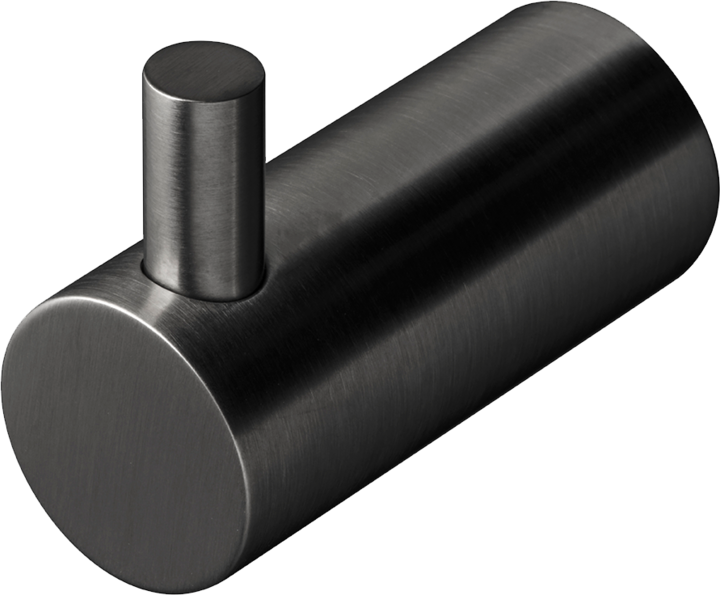Tapwell TA242 Brushed Black Chrome