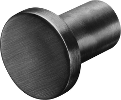 Tapwell TA243 Brushed Black chrome
