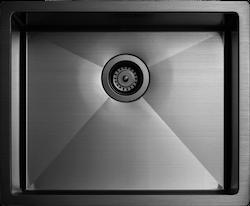 Tapwell Diskho 5040 PVD Black Chrome