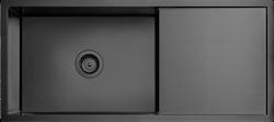Tapwell Diskho 8140PVD Mattsvart