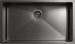 Tapwell Diskho 8040 PVD Black Chrome