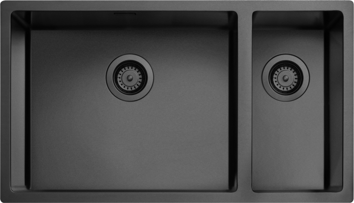 Tapwell Diskho 7040 PVD Black Chrome