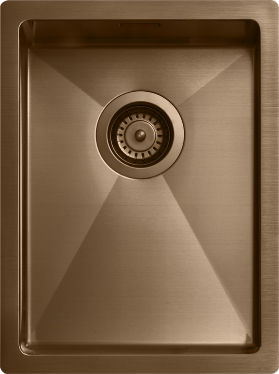 Tapwell Diskho 3040 PVD Bronze