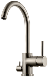Tapwell EVO184 Brushed Nickel