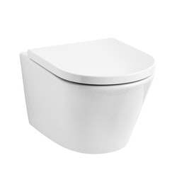 WC-SKÅL OPUS MAXI CLASSIC VÄGGHÄNGD