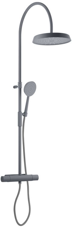 Tapwell ARM7300-160 Ascot Grey