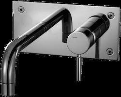Tapwell BOX006 Black Chrome