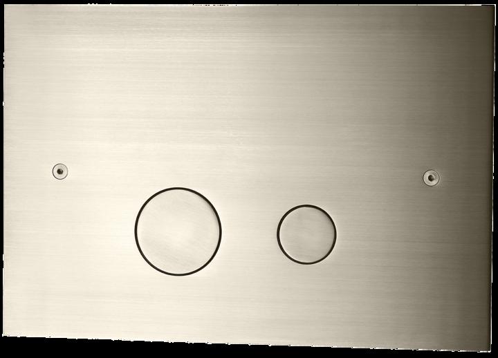 DUO112 Brushed Nickel