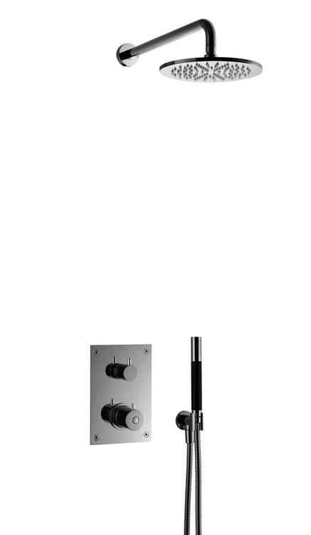 Tapwell BOX7268 ED2 Black Chrome