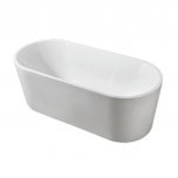 Ovale badkar 1500