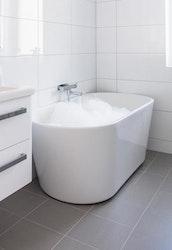 Ovale badkar 1780