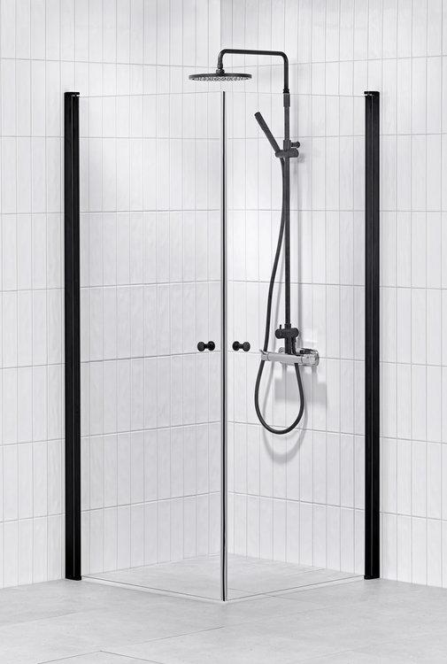 Lusso duschhörna (rak)