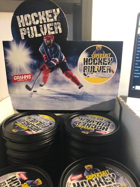 Hockey Pulver