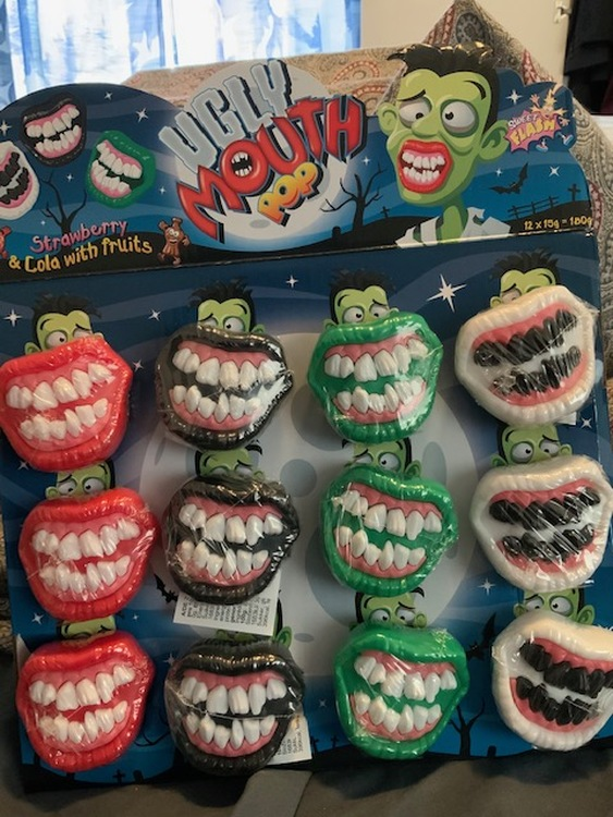 Ugly Mouth Klubba