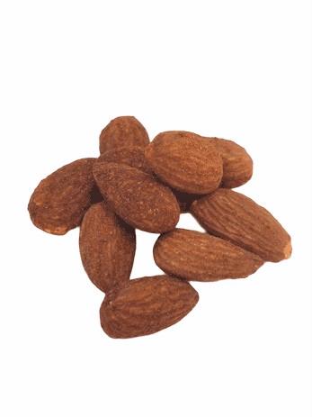 Rostade mandlar jalapeños
