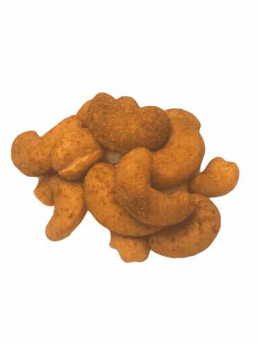 barbecue cashewnötter