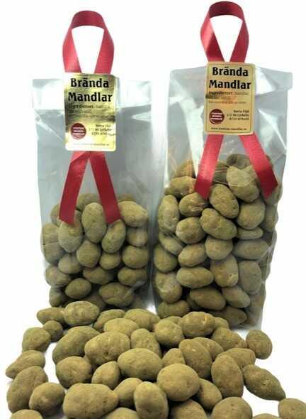 salmiak choklad mandlar
