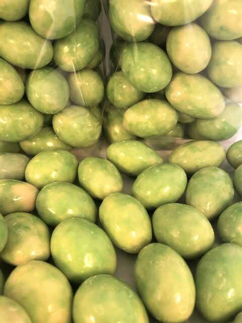 Päron choklad mandel