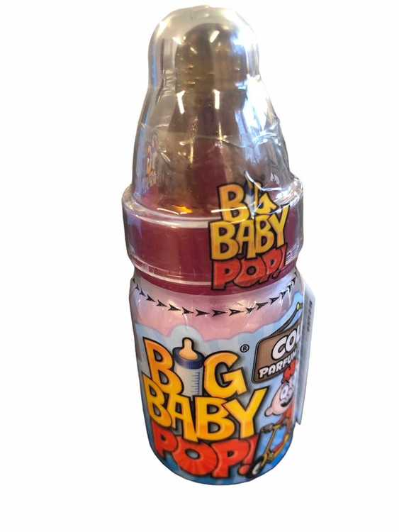 Big baby pop. cola