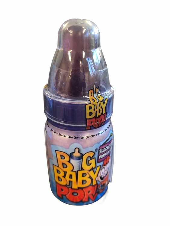 Big baby pop svarta vinbär.