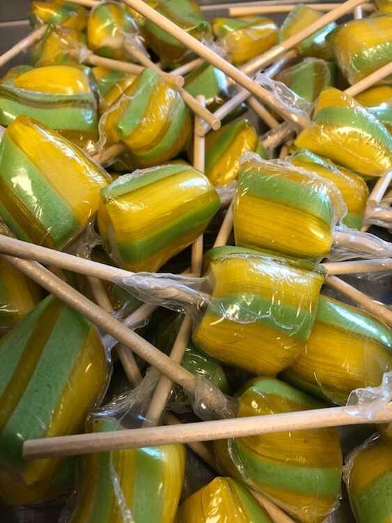 klipp klubba citron