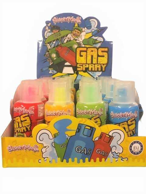 Godis spray gas