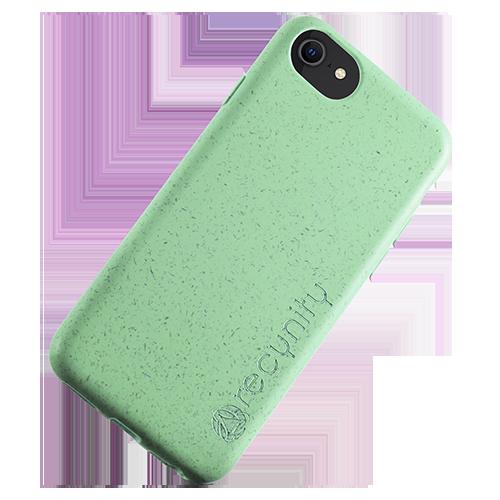 iPhone 6 - Miljövänliga mobilskal grönt