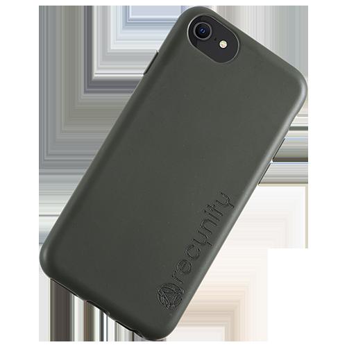iPhone 7 - Miljövänliga mobilskal grönt