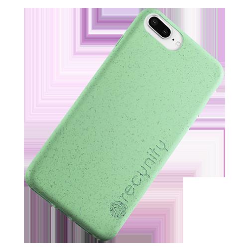 iPhone 6 Plus - Miljövänliga mobilskal grönt