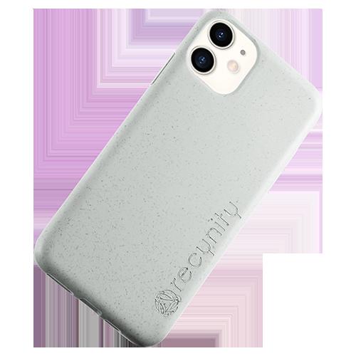 iPhone 11 - Miljövänliga mobilskal grått