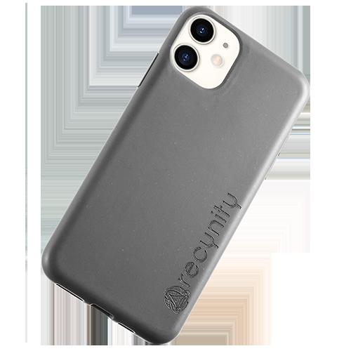 iPhone XR - Miljövänliga mobilskal grått