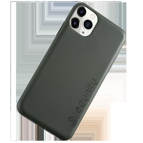 iPhone 11 Pro - Miljövänliga mobilskal gröt