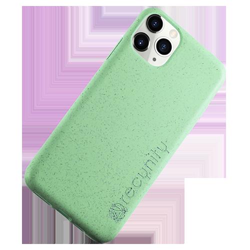 iPhone XS Max  - Miljövänliga mobilskal grönt