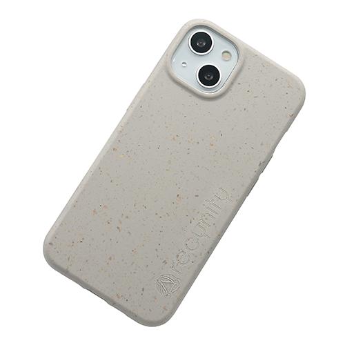 iPhone 13 mini - Miljövänliga mobilskal grått