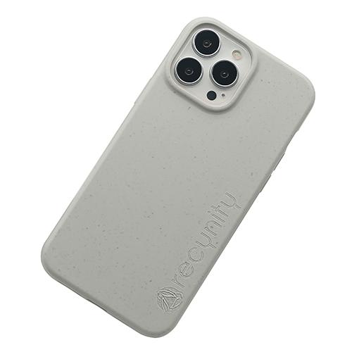 iPhone 13 Pro - Miljövänliga mobilskal grått