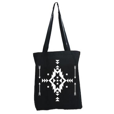 Tygkasse Aztec mönster 12