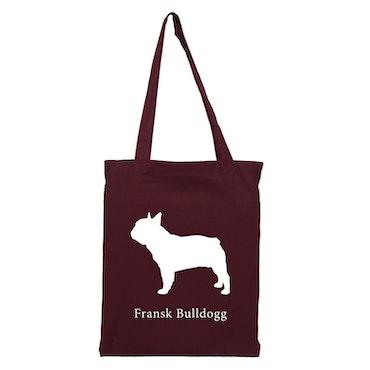 Tygkasse Fransk Bulldogg