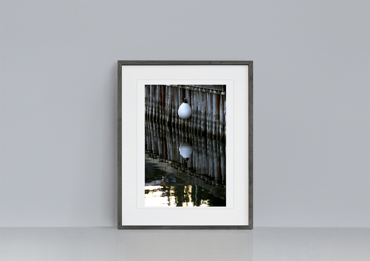 """Photo Poster """"Reflection"""""""