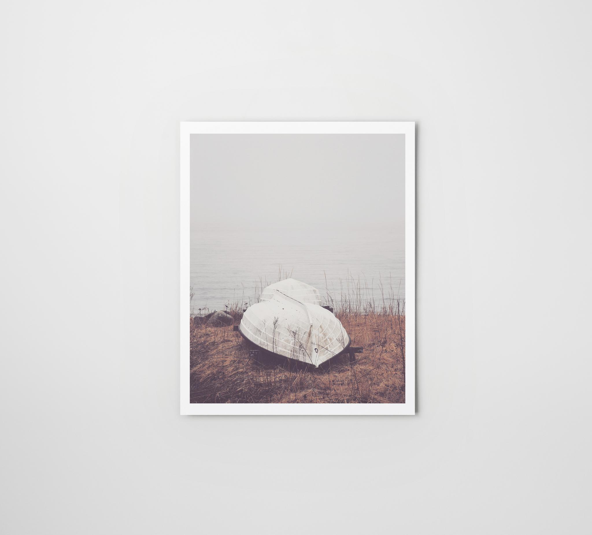 Waiting - Photo art print