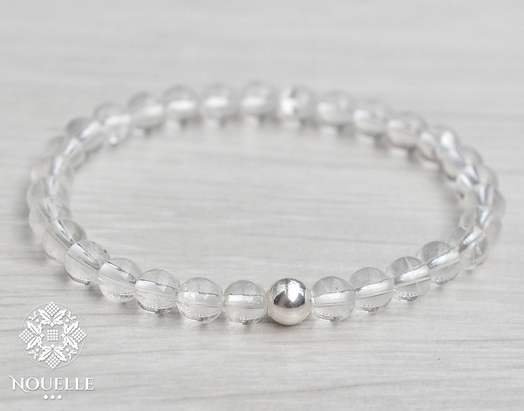 Nouelle Exclusive Armband   Bergkristall