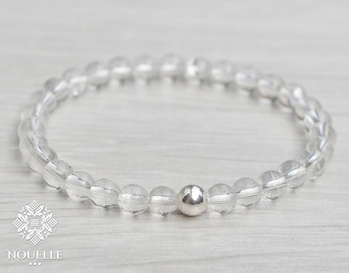 Nouelle Exclusive Armband | Bergkristall