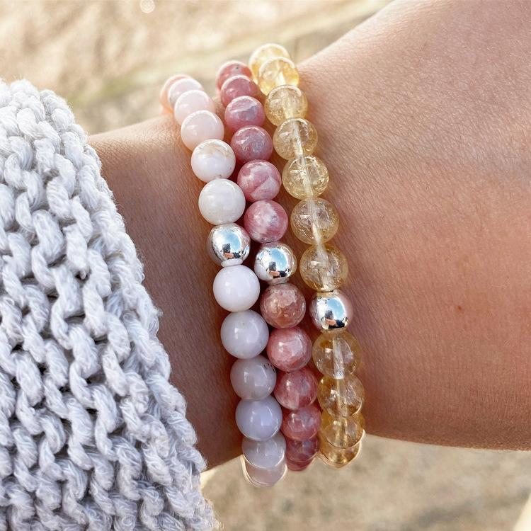 Nouelle Exclusive Armband | Rodokrosit
