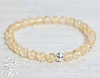 Nouelle Exclusive Armband | Citrin