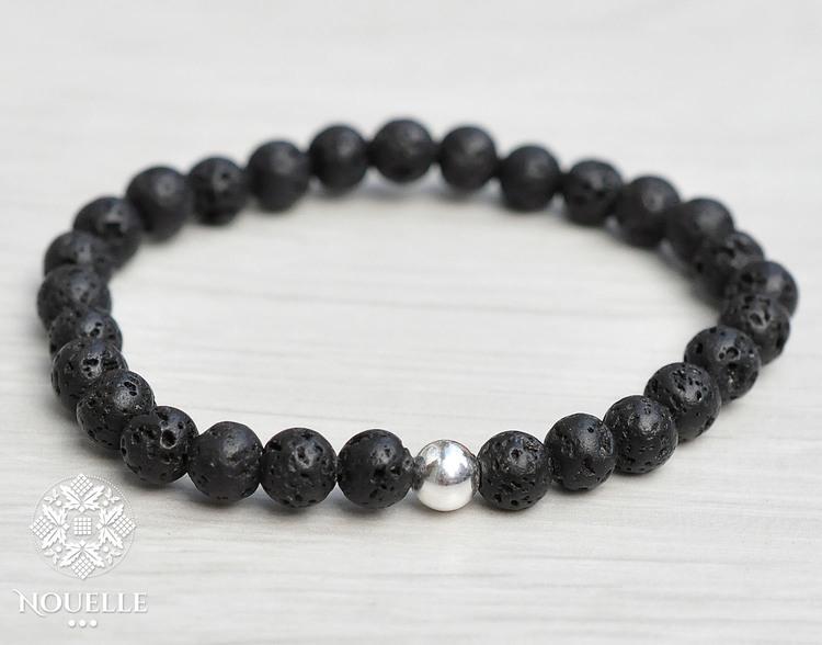 Nouelle Armband | Lava