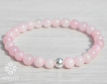Nouelle Armband | Rosenkvarts