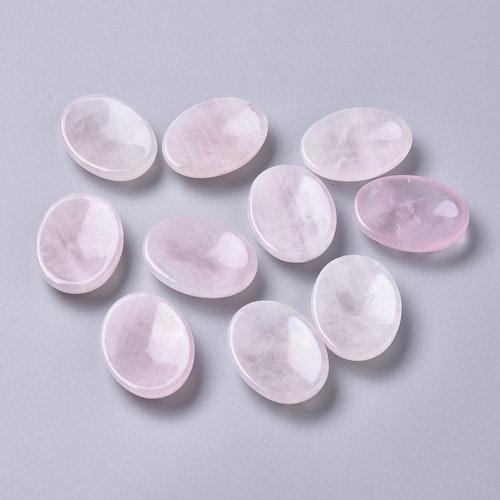 Rosenkvarts | Worry stone