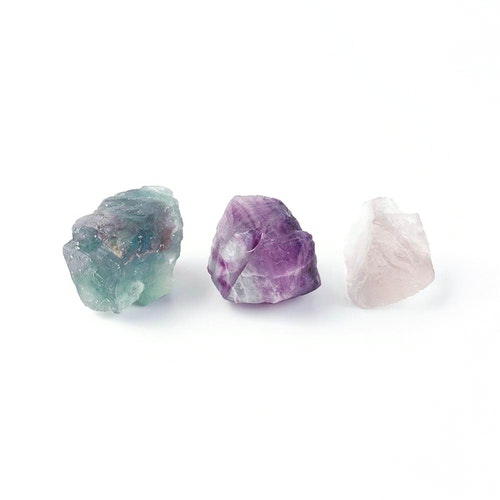 Fluorit | Rå sten