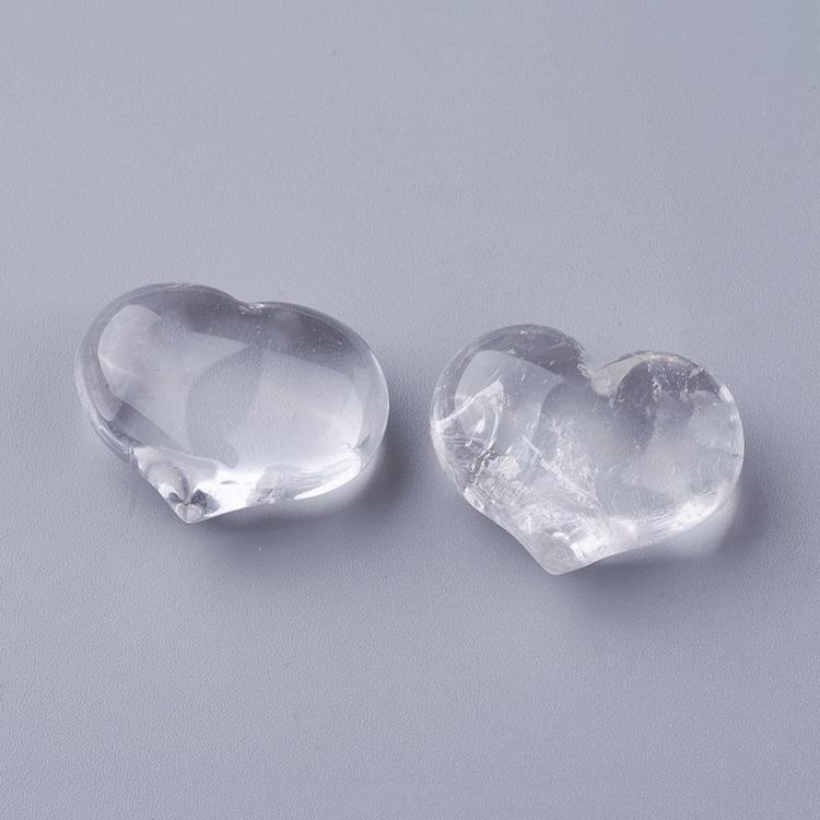 Bergkristall | Litet hjärta